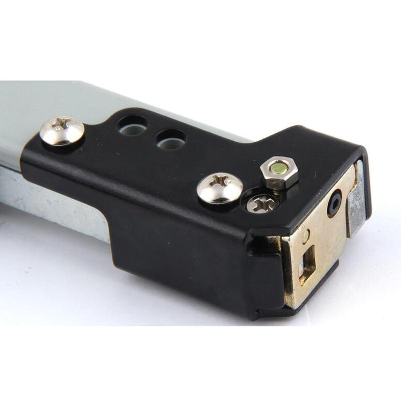 Selbst verriegelung Edelstahl Krawatte Striping Maschine Strippen Werkzeug Manueller Dichtung Strapper Banding Handliche Riemen Spanner SH338 - 4