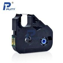 Cabo ID de Impressora Compatível Fita Cassete Ink MK RS100B 3604B001 PT 200BK M 11C, M 1STD, M 1PRO, Mk1000, Mk2000, mk1500, MK2500