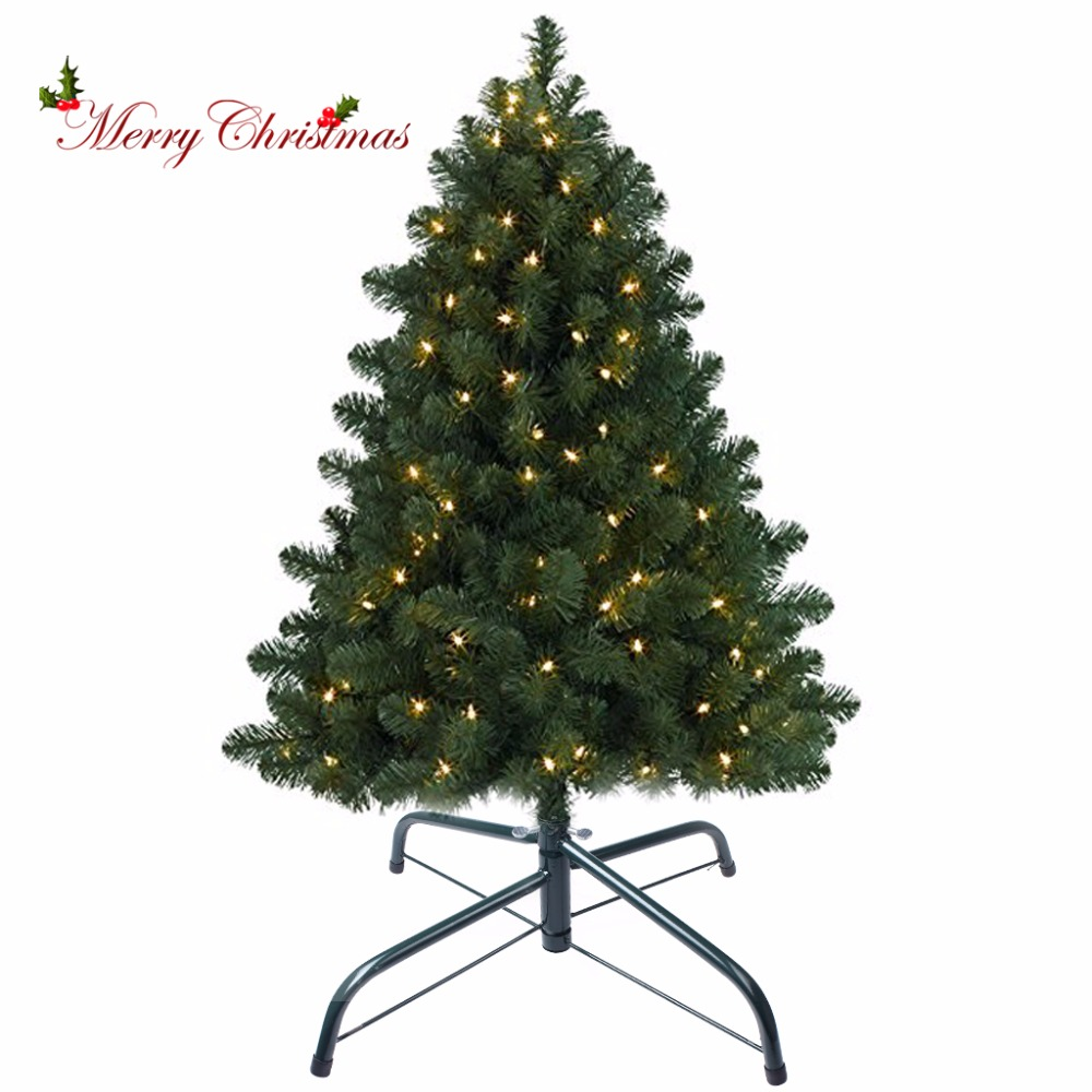 Christmas Tree Stand Holder Rack Foldable Iron-made For 0.79 Inch Tree-17.7inch