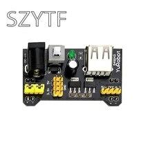 5pcs/lot MB102 Breadboard Power Supply Module 3.3V 5V Solder