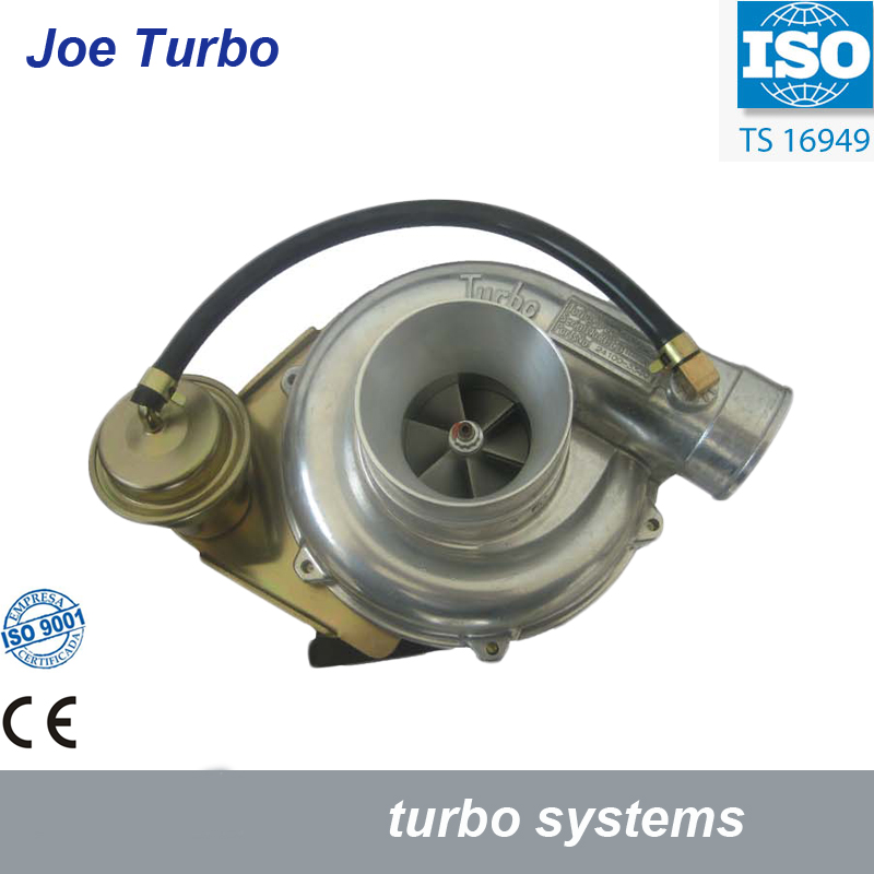 Turbo RHC62W 24100-3340A 24100-3340 VA240084 24100-3260A Turbocharger For Hitachi EX220-5 Earth Moving HINO H07CT H07C-TD Engine