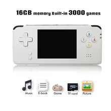 Portable Video Handheld Game Console Retro 64 Bit 3 Inch 3000 Video Game Retro Handheld Console to TV RS-97 RETRO-GANE 07 все цены