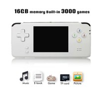 Portable Video Handheld Game Console Retro 64 Bit 3 Inch 3000 Video Game Retro Handheld Console to TV RS 97 RETRO GANE 07