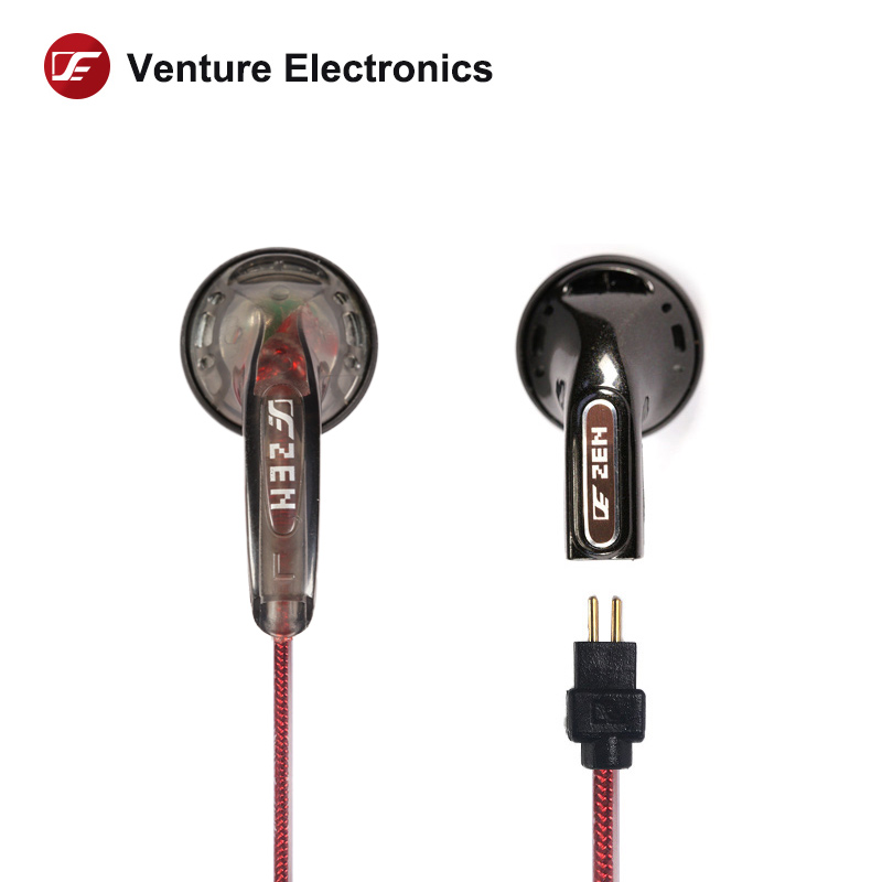 Venture Electronics VE ZEN <font><b>Earphone</b></font> high impedance 320 ohms Headphone Hifi In ear Earbud