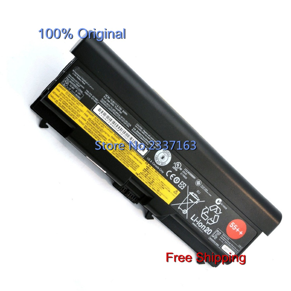 IECWANX 100% new  Laptop Battery  SL410 (11.1V 94Wh 8.4Ah)  for  Lenovo ThinkPad T410 T410i T420 T510 T510i T520 T520i W510 аккумулятор tempo t510 11 1v 4400mah для ibm lenovo thinkpad sl410 sl510 sl520 t410 i5 t410 i7 t420 t510 t520 w510 w520 e40 e50 edge e420 e425 e520 e525 series