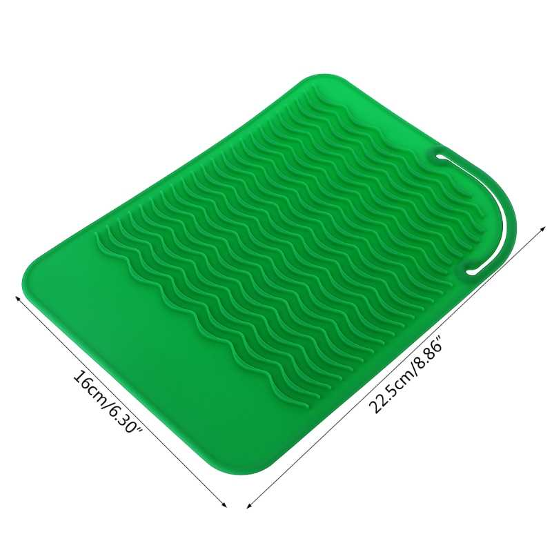 1 P силиконовая изоляция защитные накладки для укладки волос инструменты для волос
