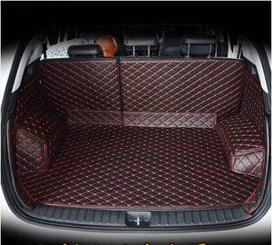 Image 4 - Hyundai Tucson 2017 방수 부츠 카펫 용 고품질 풀 트렁크 매트 Tucson 2016 용 카고 라이너 매트