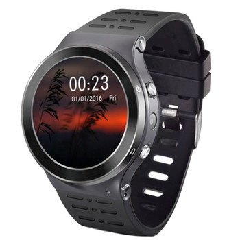 Android 5.1 smart watch phone quad-core CPU independent system sports WiFi Internet access GPS video HD camera bluetooth card