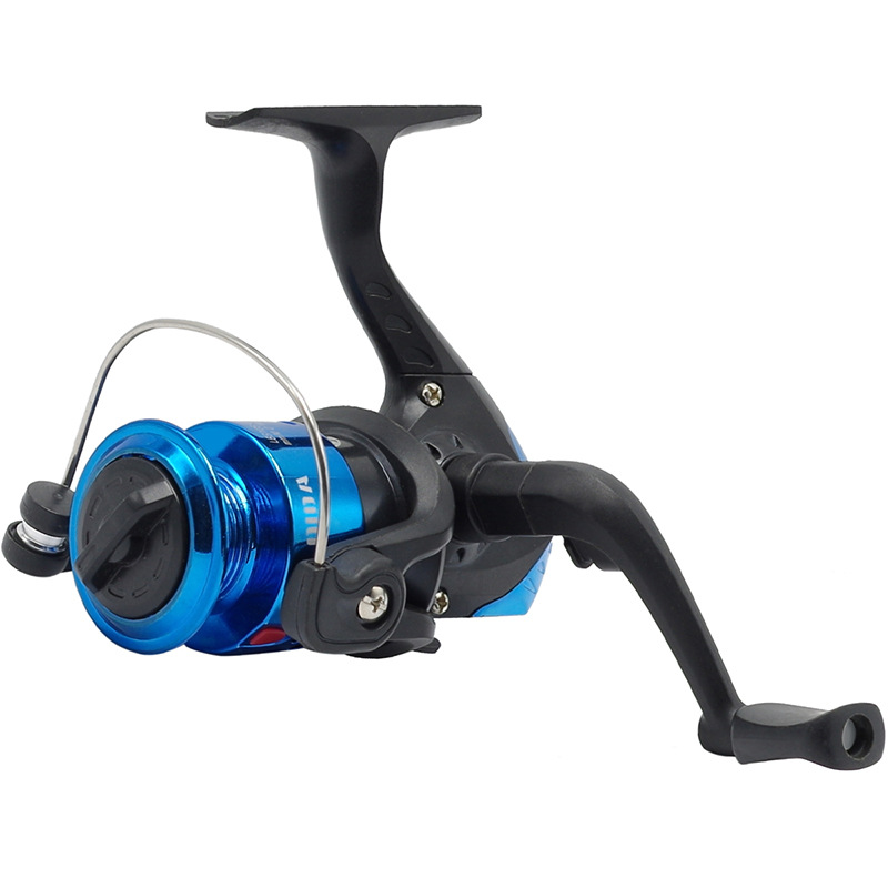 Newly Plastic 3BB Fishing Reel Ultra Smooth Light Weight Fishing Reel Freshwater 19ing in Fishing Reels from Sports Entertainment
