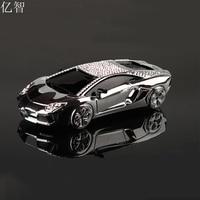 YZ diamond model Car perfume air freshener decoration Car interior furnishing articles high Quality