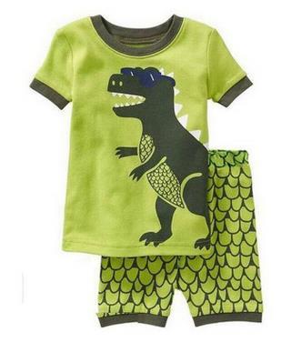 336e01199f94 Kids cute Princess Shorts Sleeve Suit Sleepwear Homewear Pyjamas ...