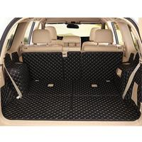 Car Mili Car Trunk Mat For Toyota Land Cruiser Prado 120 150 7 Seats Cargo Liner Interior Accessories Carpet Car Styling