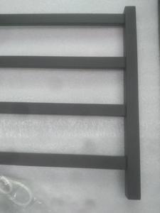 Image 5 - Porte serviettes électrique en acier inoxydable