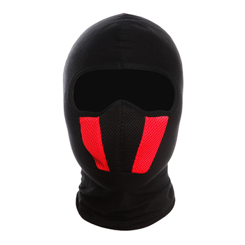 Bawełna siatka czapka kominiarka maska motocyklowa mężczyźni Outdoor Sports wiatroszczelna pyłoszczelna oddychająca maska na motocykl szalik kobiet tanie i dobre opinie Szybkie suche Anty-uv Riding Tribe