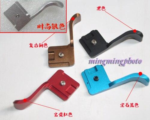 Hand Grip Thumb Up Grip For Hot Shoe Finger Handle Buckle For Fuji X100TXE1XE2/XT1/XT10 X100S XM1 XE1 X-PRO1 XT1 XA1 XE2