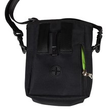 Обработанная тренировочная сумка для собак тренировочная нейлоновая прокладка Ткань Водонепроницаемая поясная сумка для еды для обучения собак Беговая сумка для обучения собаки