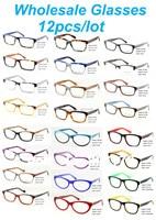Free Shipping 2012 New Arrival Top Brand Acetate Eyeglasses Frames Wholesale Optical Frames 12pcs Lot