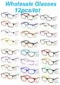 Atacado Acessórios Eyewear Homens Olhos Óculos Frames Mulheres Retro Do Vintage Frame Ótico Yoptical Do Olho de Gato De Óculos oculos de grau