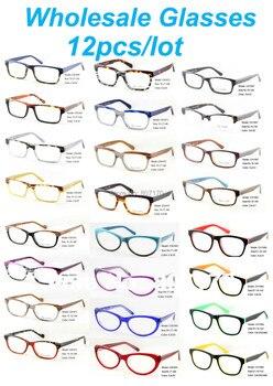 8ce6834153 Venta al por mayor de accesorios de gafas para hombre ojos Vintage montura  de gafas Retro para mujer