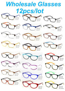 Wholesale Eyewear Accessories Men Eyes Vintage Glasses Frames Women Retro Optical Frame Eyeglass Oculos de grau Cat Eye Yoptical