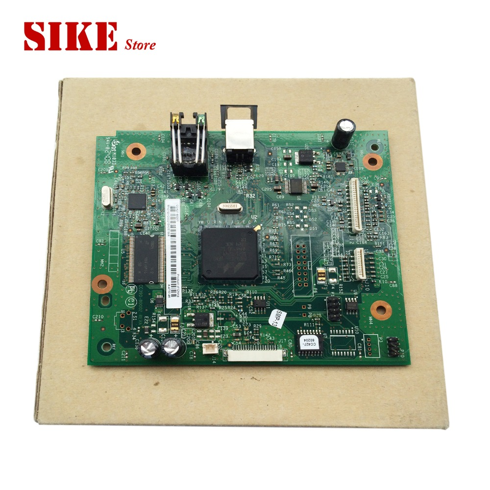 CC427-60001 Logic Main Board Use For HP M1120n 1120n Formatter Board Mainboard logic main board use for samsung scx 4650 scx 4650n scx 4650 4650n scx4650 formatter board mainboard