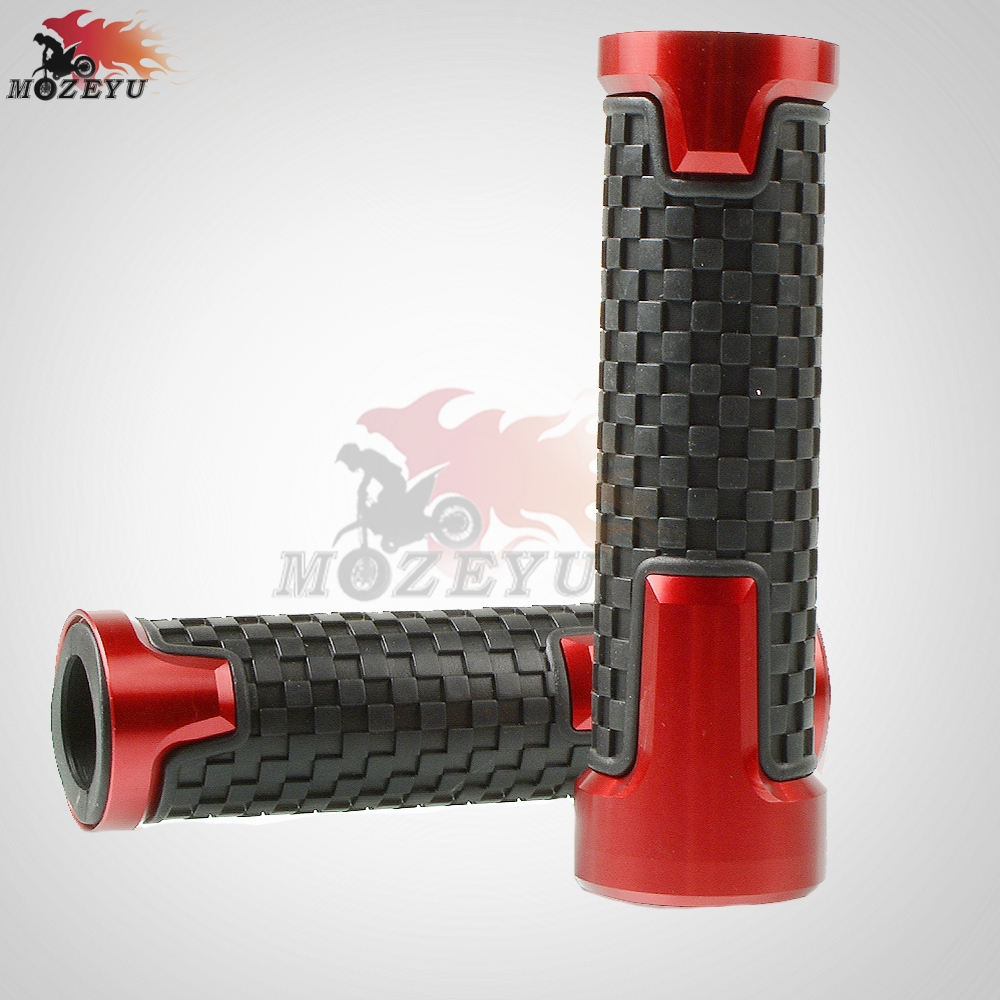 7 8 39 39 22mm Universal Motorcycle Accessories Colors Available Handlebar Grips Aluminum plastic Motorbike Scooter Handle Bar Grip in Grips from Automobiles amp Motorcycles