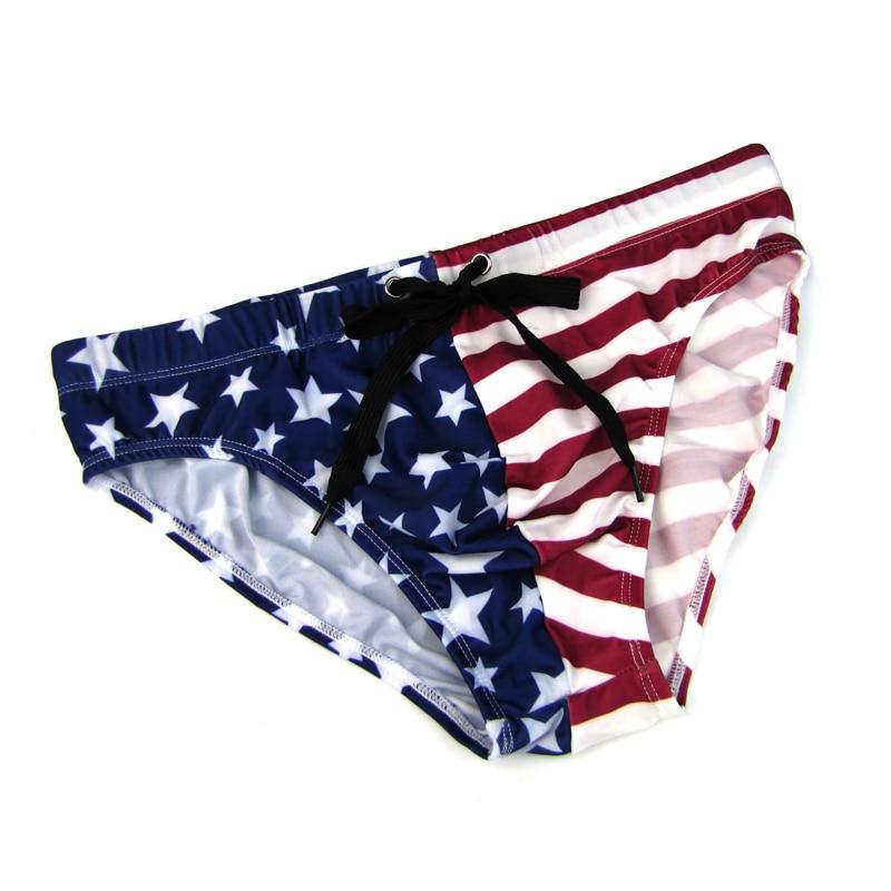 2017-New-American-Flag-Mens-Bikini-Swimwear-Men-s-Trunks-Mens-Beach-Briefs-Sexy-Short-Hot (2)