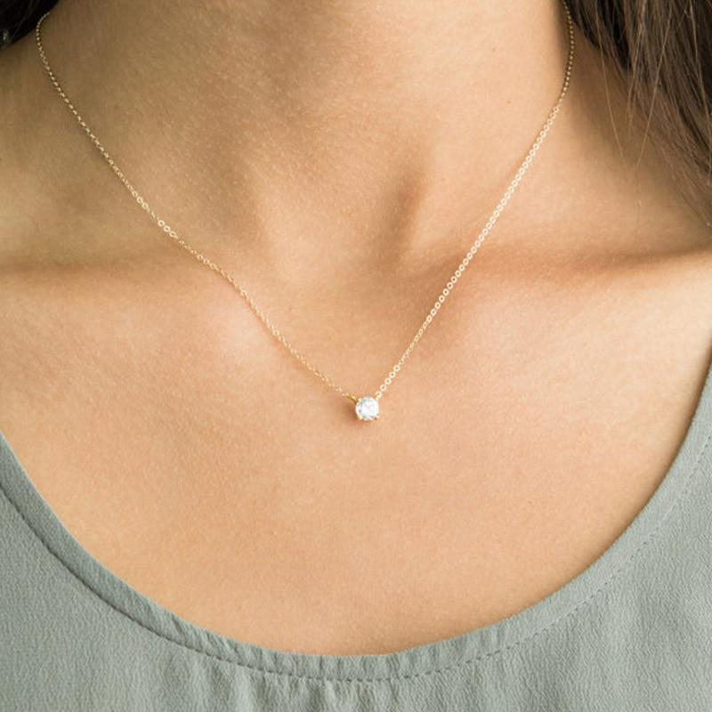 Diamond Necklace With Price