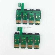 1 ШТ. T1711 T1712 T1713 T1714 СНПЧ АРК Комбо Чип Для Epson XP103 XP203 XP207 XP306 XP406 XP313 XP413 Принтера