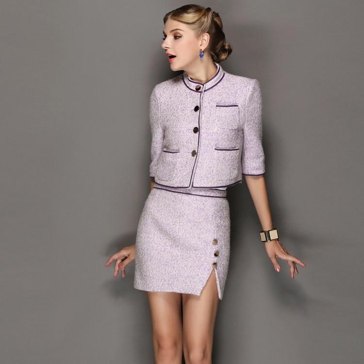 2014 Autumn New Fashion woman Brand Top Quality Single ...