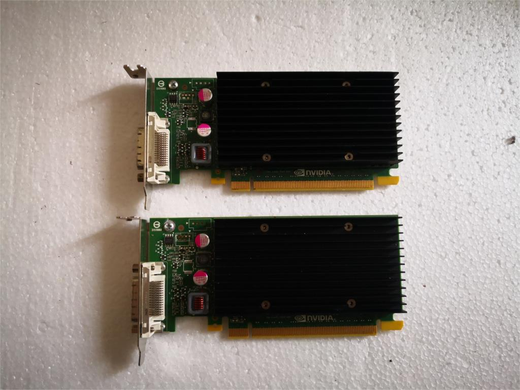 90%New NVS300 X16 BV456AA 625630-001 632827-001 Graphics Card Warranty For 1 Year DMS59pin Output 50pcs/BOX