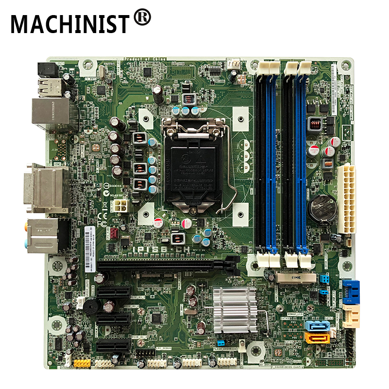 IPISB-CH Original For HP P6735CN H61 desktop motherboard LGA1155 DDR3 636477-001 623914-001 Free shipping  fully Tested