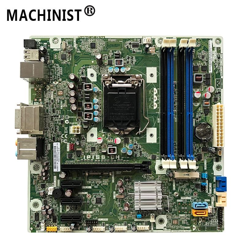 Desktop Motherboard LGA1155 H61 DDR3 HP IPISB-CH for P6735cn/h61 Lga1155/Ddr3/636477-001/..