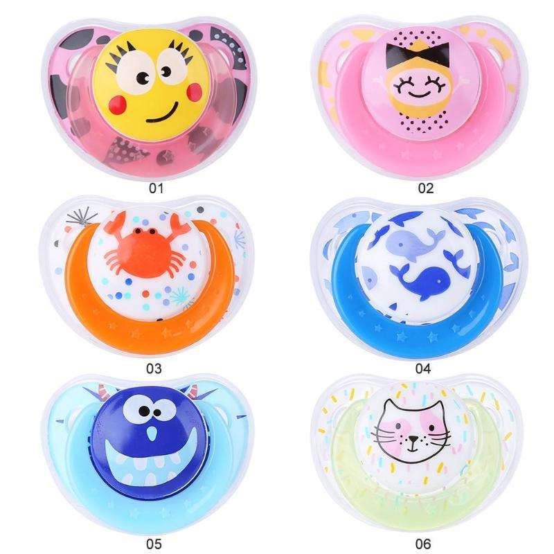 Baby Pacifier Dummy Pacifiers Funny Silicone Baby Nipples Teether Soothers Pacifier Baby Dental Care 2