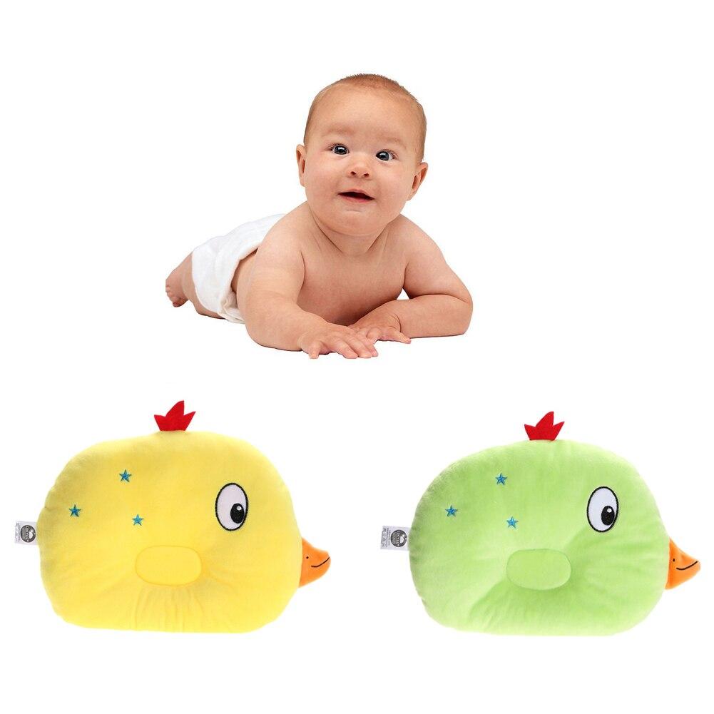 New Arrival Baby Cartoon Duck Shaping Pillow Newborn
