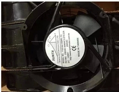 Original SUNTA 17251A2-HBAPL-TC AC230V 170 * 150 * 51MM cooling fan original ebmpapst 1120ntd tc 220 230v 16w 19w cooling fan