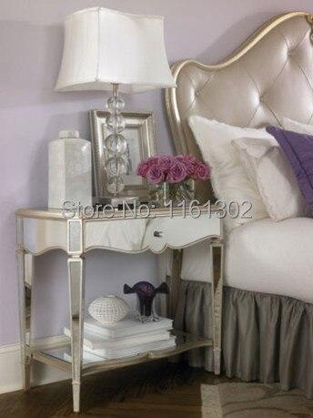 US $169.0 |MR 401063 cassetti consolle A Specchio con una mensola in  MR-401063 cassetti consolle A Specchio con una mensolada Set per camera da  letto ...