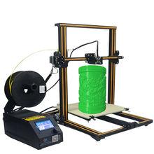High Precision Impresora 3D Printer 300*300*400mm Printing Size Easy Installation