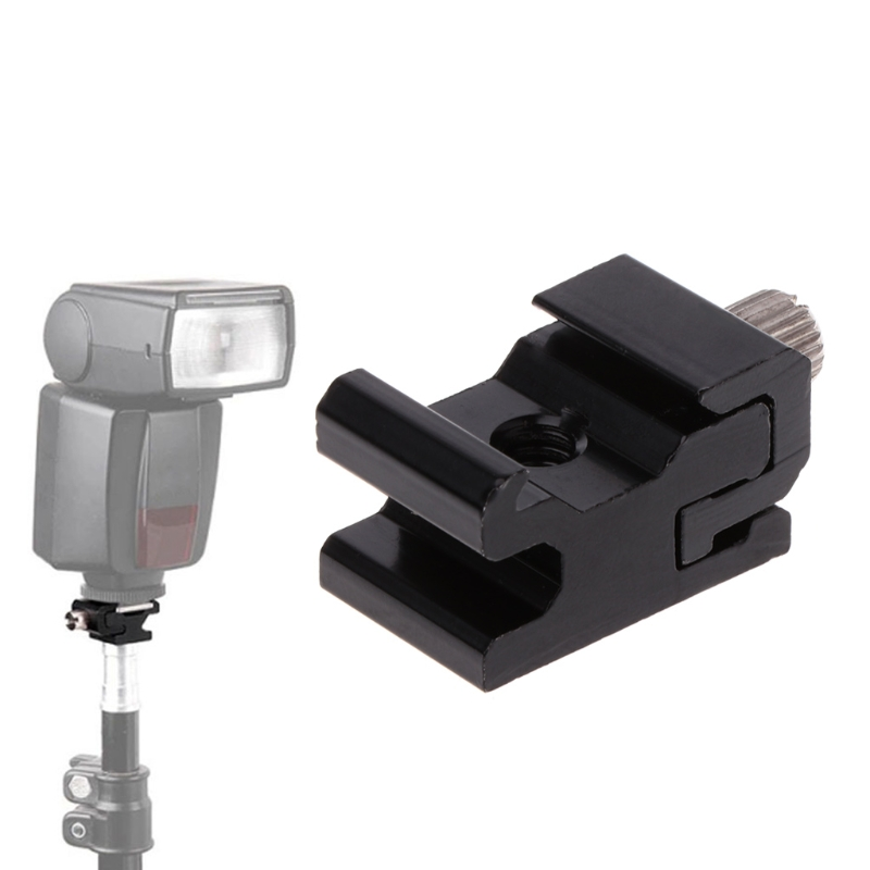 "Camera Flashes Accessories Hot Shoe Flash 1/4"" standard Bracket Stand Mount Adapter Trigger Holder Camera Accessories"