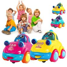 Baby Children Flash Electric Music Car Multidirectional Wheel Toy Safe Portable Gift -17 YJS Dropship цены