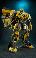Cool Boy Toys WEIJIANG Deformation Confinement Transformation Toy Car Robots Bumblebeed W8053 Alloy ABS M03