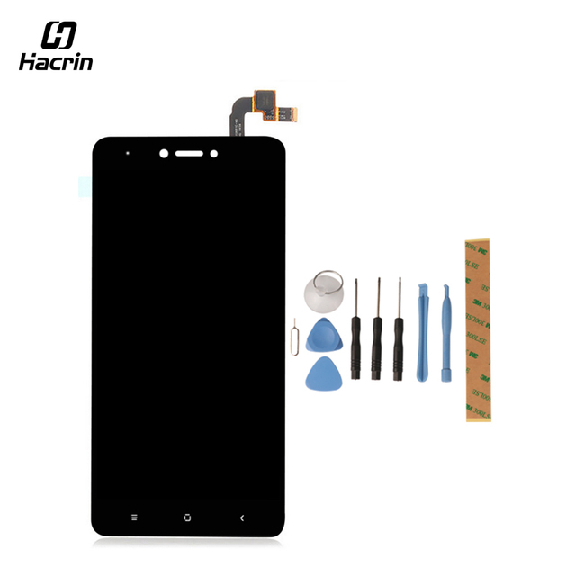 Hacrin for Xiaomi Redmi Note 4X LCD Display+Touch Screen 1920X1080 FHD Panel For Redmi Note 4 Global Version Snapdragon 625