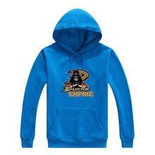 2017 ducks Empire  Star Wars Darth Vader Men Sweashirt Women warm Anaheim hoodies 0105-6