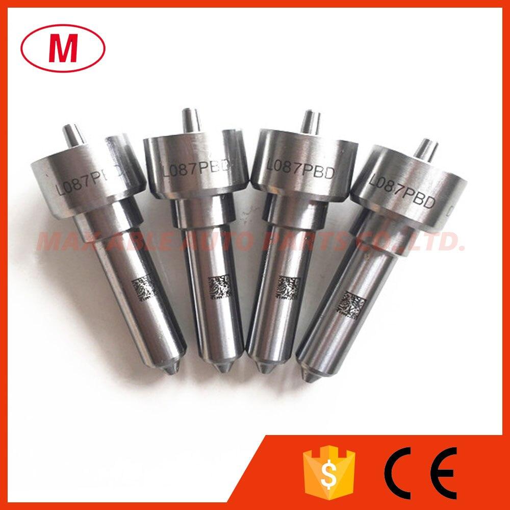 High Quality Diesel Nozzle Common rail Fuel Injector Nozzle Nozzle L087PBD DSLA144FL087