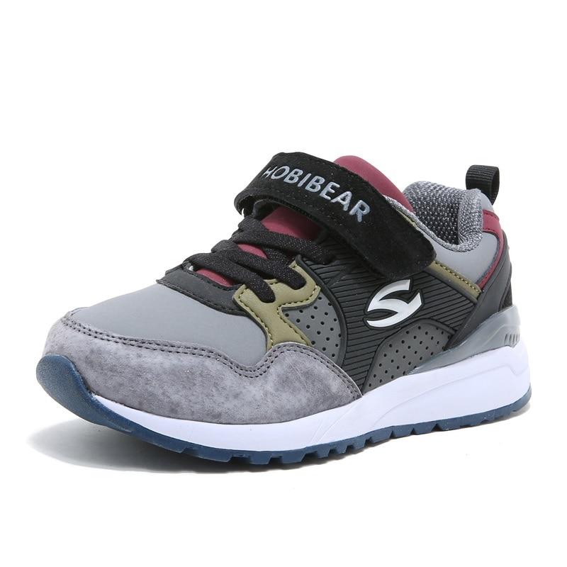 Dzieci antypoślizgowe Buty Chłopców Modne Dzieci Sneakers Sport - Obuwie dziecięce - Zdjęcie 5
