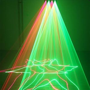 Image 4 - 3D scanner auto disco aluminm bühne laser licht club muster LED led bar dmx wirkung laser lichter dj professinaol projetcor