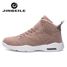 Shoes Men Basketball Zapatillas De Hombre Leborn Comfortable Ankle Boots Damping Sneakers