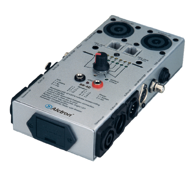 Free shipping Alctron TRS XLR RCA 1/4\