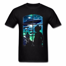 The Martians V.Ii Top Tee Man Cotton Custom Made Shirts Mens 100% Cotton Male Hot Selling T-Shirt New Fashion Men'S Short Sleeve