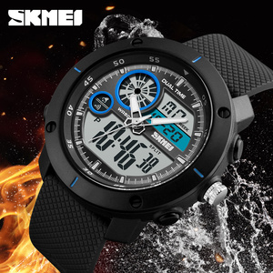 Image 5 - SKMEI New Outdoor Sports Watches Luxury Brand Digital Quartz Watch Men Waterproof Military Army Wrist Watch Relogio Masculino